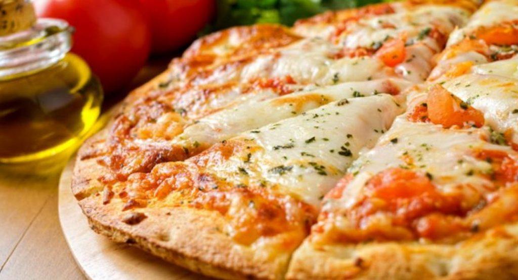 Pizza de 2 Quesos